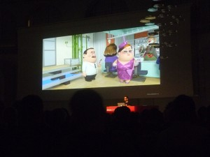 wreck it ralph bringing characters to life fmx 2013
