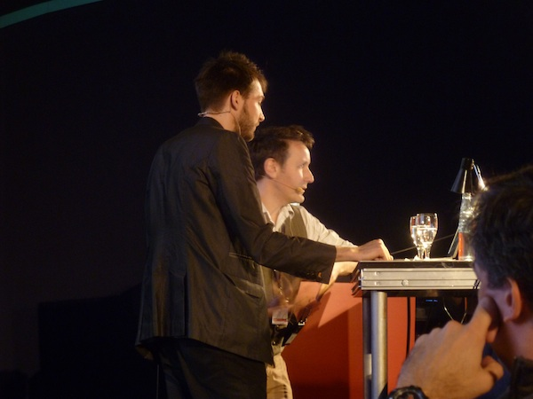 Aardman talks dirty lecture at FMX 2013