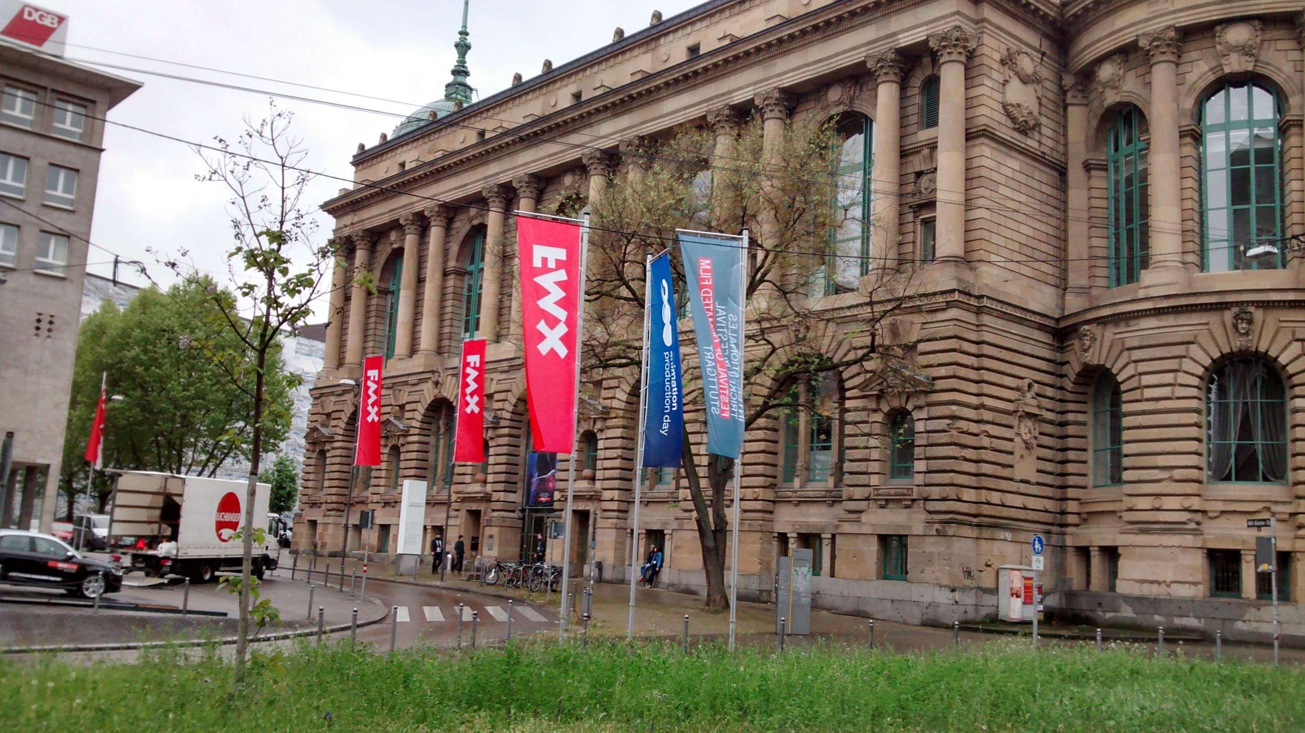 FMX 2014 Haus der Wirkshaft