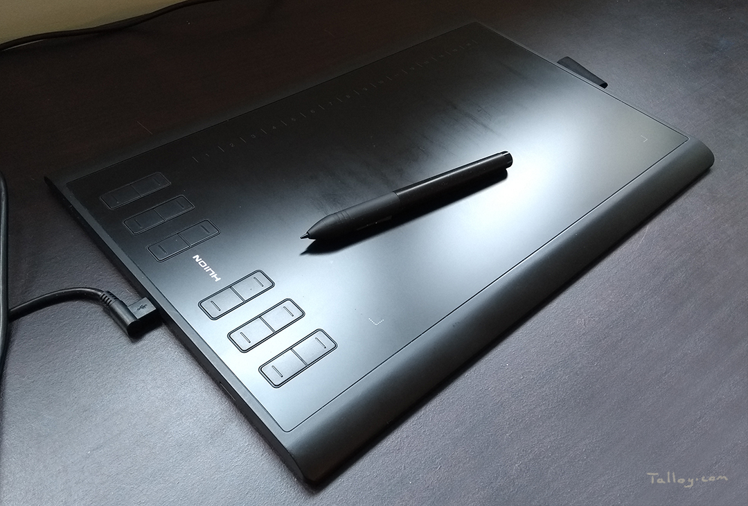 Huion 1060 Plus Graphics Tablet
